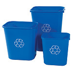 Deskside Waste Receptacles