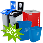 Recyling Containers on Sale