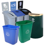 Recycling Bins for Office