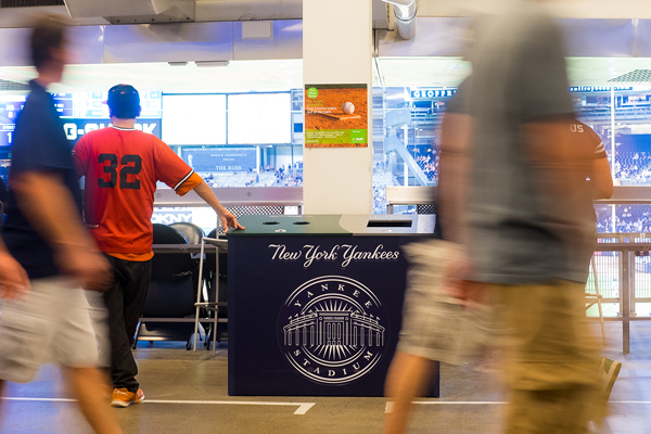 Defining – and Designing – Trash Out of Existence at Yankee Stadium