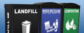 Design your own ErgoCan Recycling Container