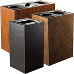 Aristata Series Of Recycling Containers