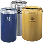 Single Purpose Recycling Containers