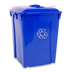 Upright Recycling Containers