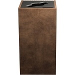 Aristata Series Single Stream Recycling Container - Tier V