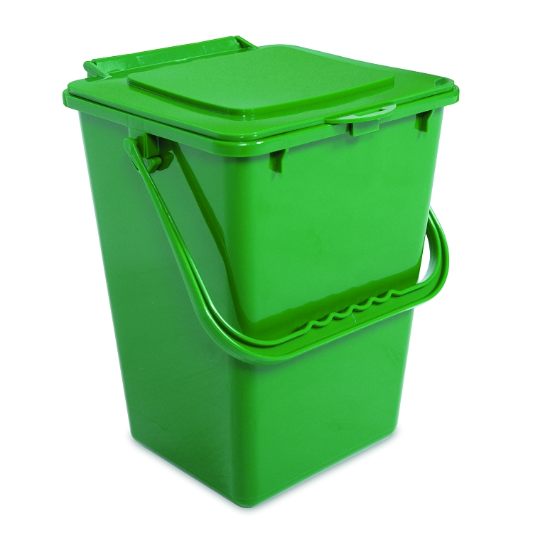 Portable Kitchen Compost Bin 2.25 Gallons