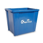 24-Gallon Curbside Recycling Bin