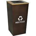 Metro XL Recycling Receptacle