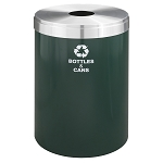 Glaro 41-Gallon VALUE SERIES Single-Purpose Recycling Container