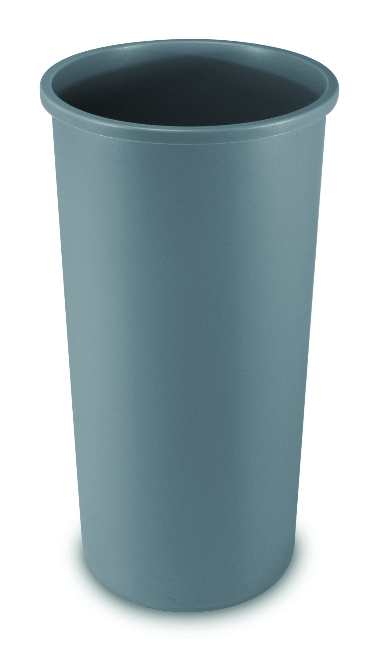 22 Gallon Tall Rubbermaid Untouchable Commercial Round ...