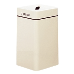 20-Gallon Square Recycling Container for Paper