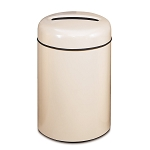 20-Gallon Round Recycling Receptacle for Paper