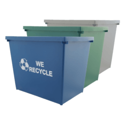 Curbside Bins & Containers