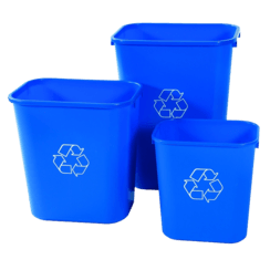 Deskside Recycling Bins