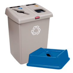 Indoor Recycling Stations