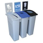 Simple Sort Recycling Containers