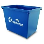 The 9 Gallon Recycling Container