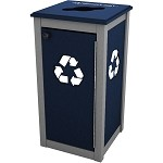 Keene Topload Single Recycling Container