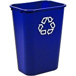 Large Deskside Recycling Container