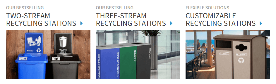 Introducing New Preconfigured Recycling Solutions!