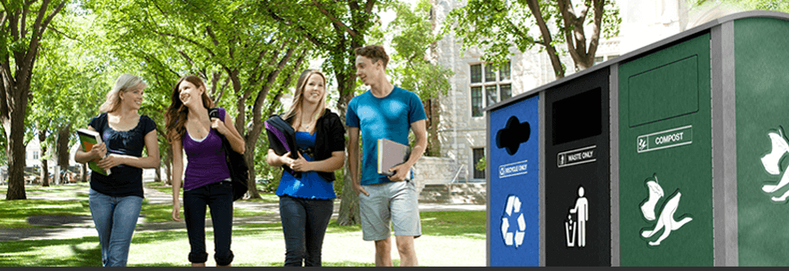 4 Tips for Running a Recycling Program at Your University or College