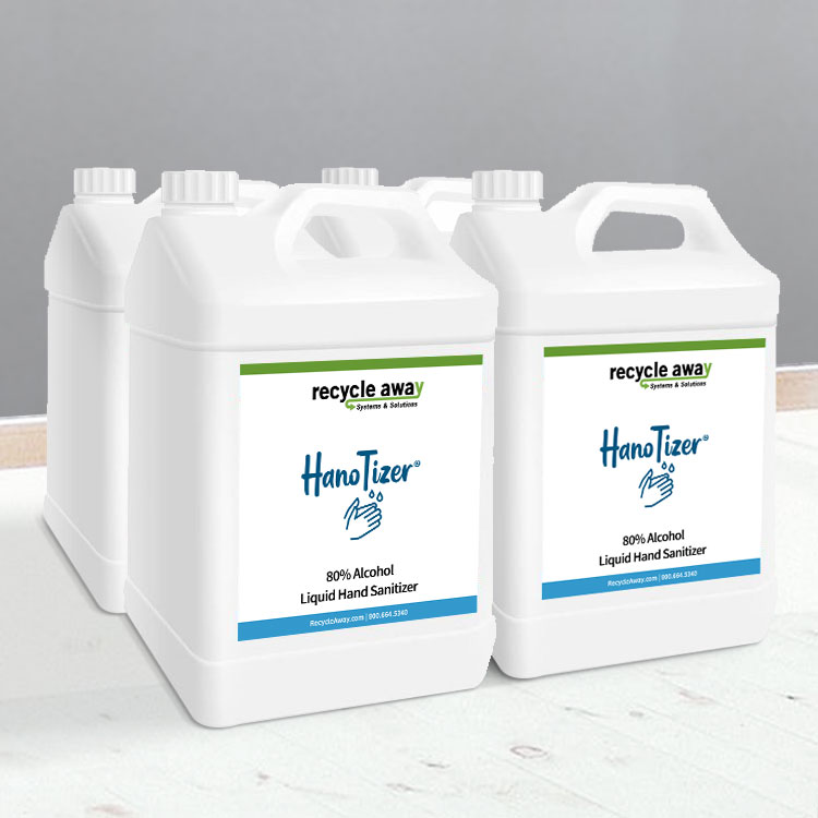 HanoTizer Hand Sanitizing Liquid