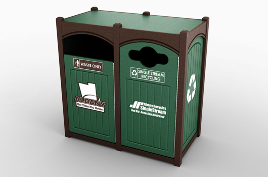 Recycle Away for City of Albany