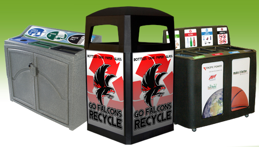 Recycling Tips for Campus & School Athletic Facilities