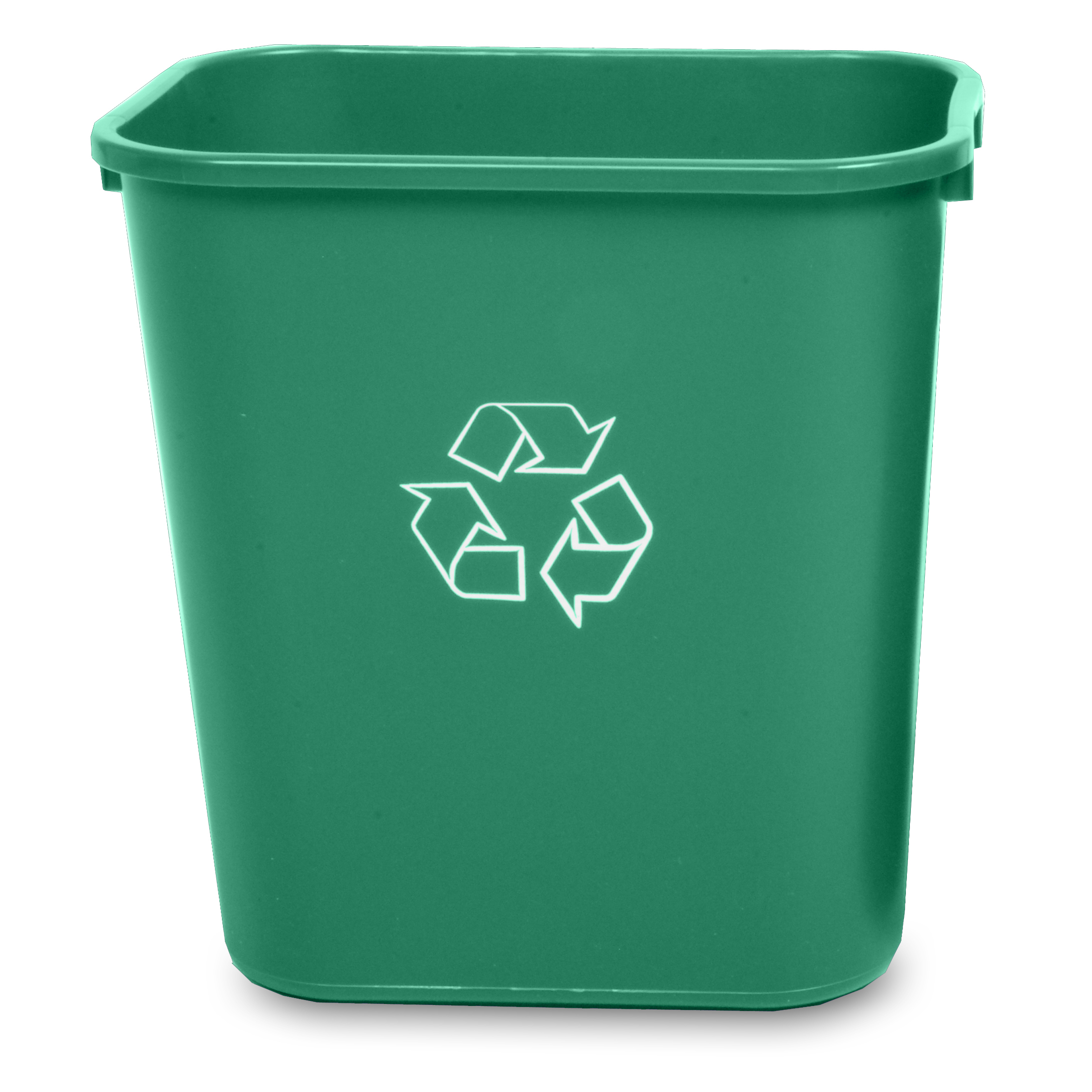 Recycle and Trash Can Combo | Office Recycling Bin | Recycle Away