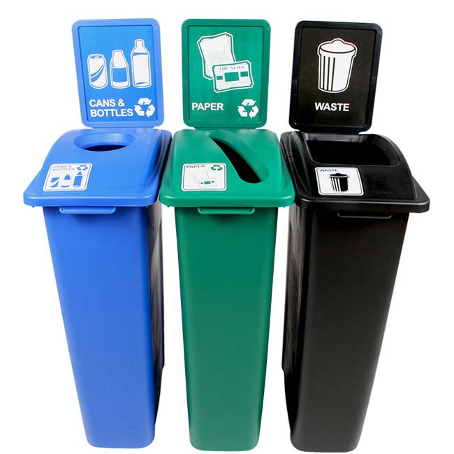The Complete Recycling Solution