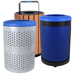 Recycling and Waste Barrels