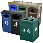 Sustainability Series Recycling Containers