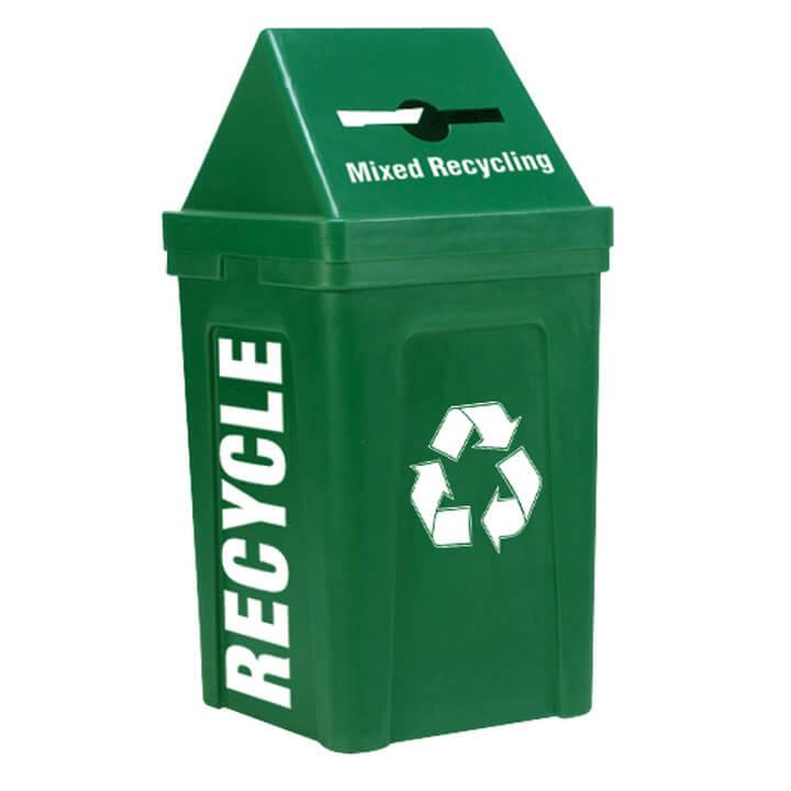 Large Recycle Bins | 48 Gallon Recycling Bin | Recycle Away