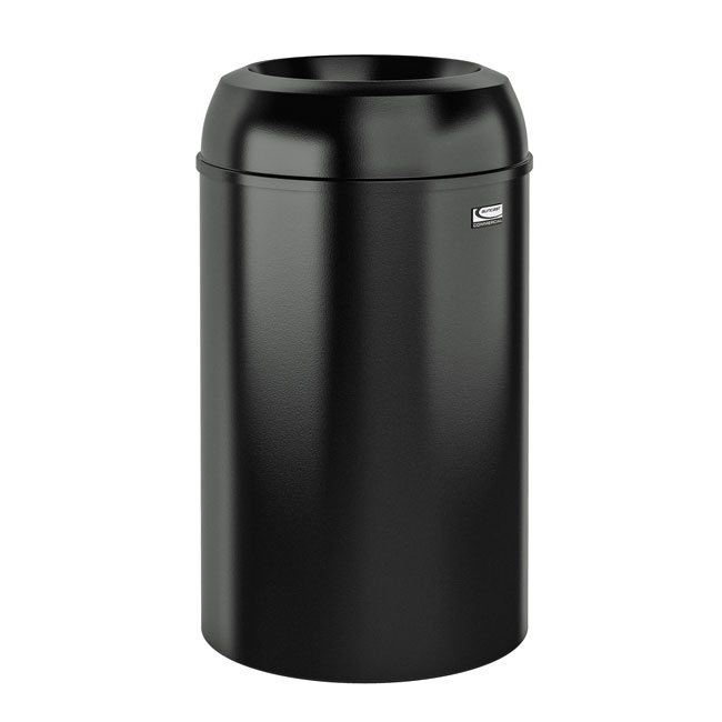 30 gal round indoor trash can recycle away