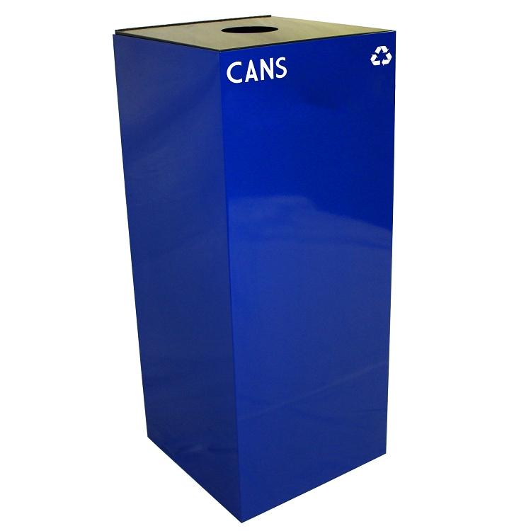 36 Gallon Geocube Recycling Bin Recycle Away