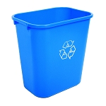 28 Quart recycling container