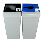 The Smart Sort Two-Stream Recycling Station
