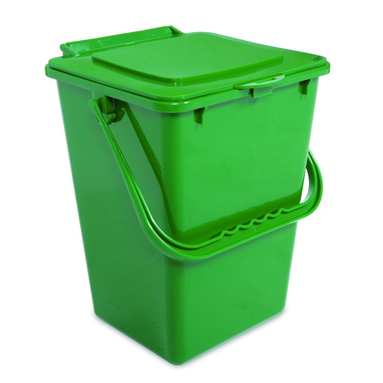 Portable Kitchen Compost Bin 2 25