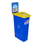 Kidz Simple Sort Recycling Container