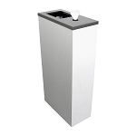 Spectrum Slim Waste & Wipe Station