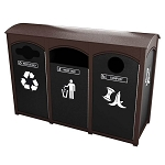 Amherst Sideload Triple Recycling | Resolute