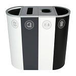 Spectrum Four-Stream Slim Recycling Station