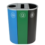 Spectrum Three-Stream Slim Recycling Station