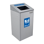 The  Ikona 24 Gallon Recycling Container