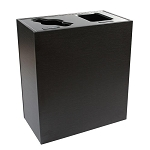Aristata Series Double Stream Recycling Container - Tier IV