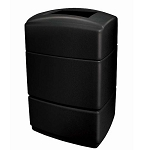 40-Gallon Rectangle Waste Container