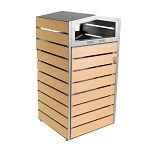 Woodview Waste Container