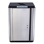 Echelon Slim Single Stream Co-Mingle Recycling Container