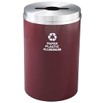 Glaro 33-Gallon Single-Purpose Recycling Container