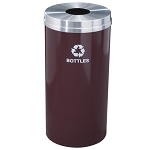Glaro 16 Gallon Single Purpose Recycling Container